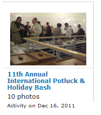 IMUG holiday bash
